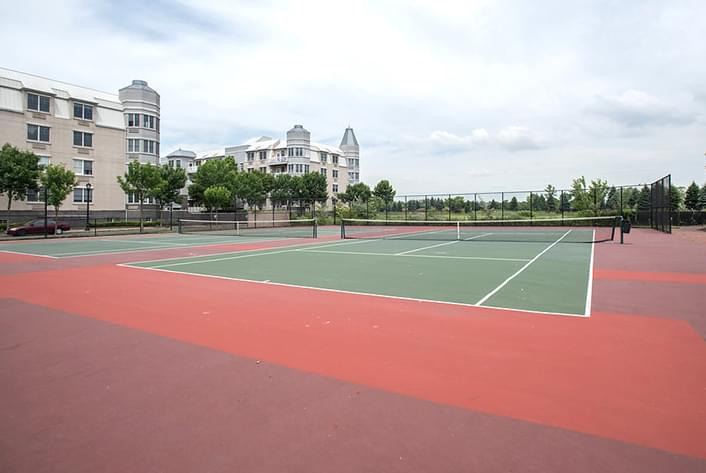 Port Liberte Tennis Courts